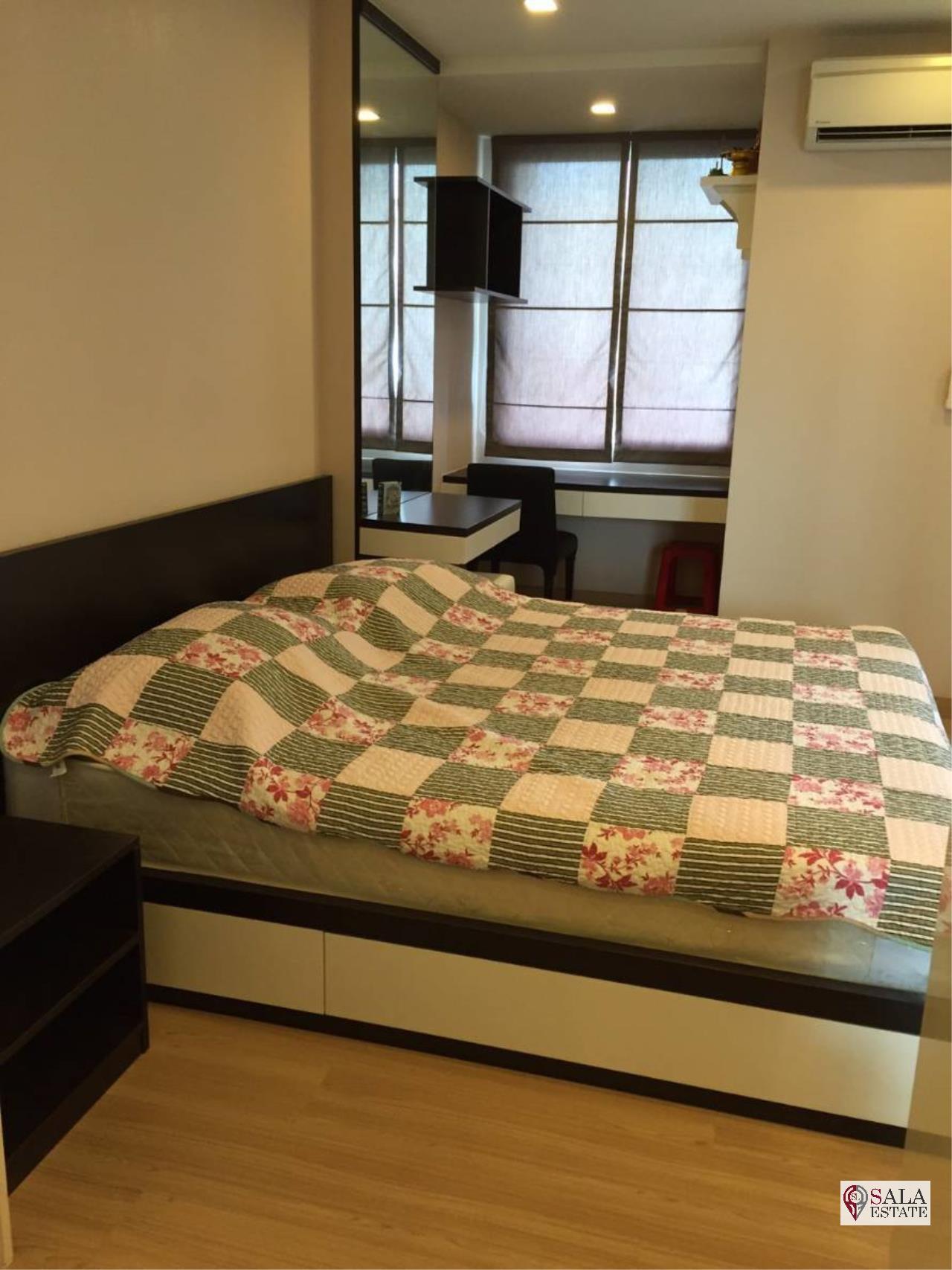 SALA ESTATE Agency's TREE CONDO EKAMAI – BTS EKKAMAI, 1 BEDROOMS 2BATHROOMS, FULLY FURNISHED FOR RENT 4