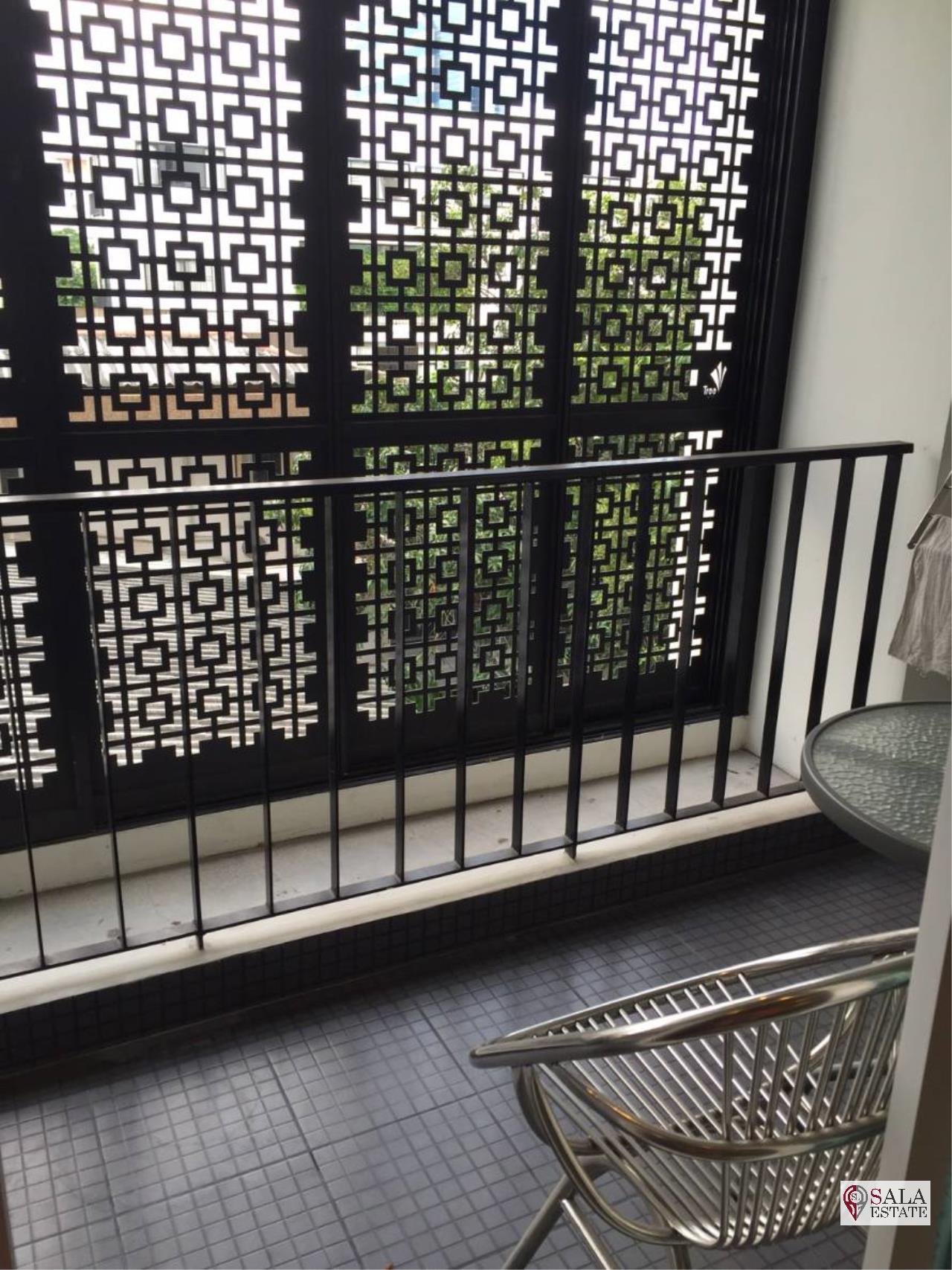 SALA ESTATE Agency's TREE CONDO EKAMAI – BTS EKKAMAI, 1 BEDROOMS 2BATHROOMS, FULLY FURNISHED FOR RENT 16
