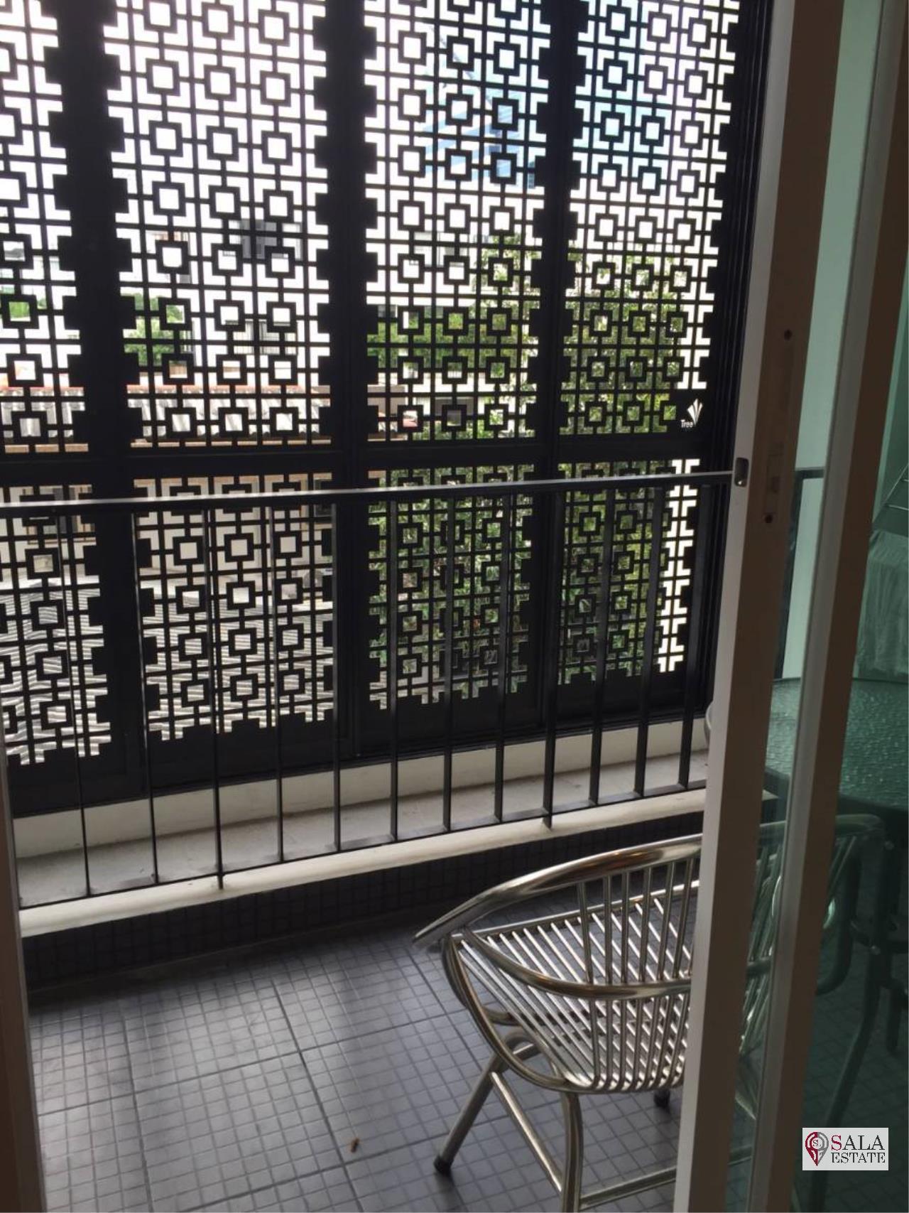 SALA ESTATE Agency's TREE CONDO EKAMAI – BTS EKKAMAI, 1 BEDROOMS 2BATHROOMS, FULLY FURNISHED FOR RENT 18