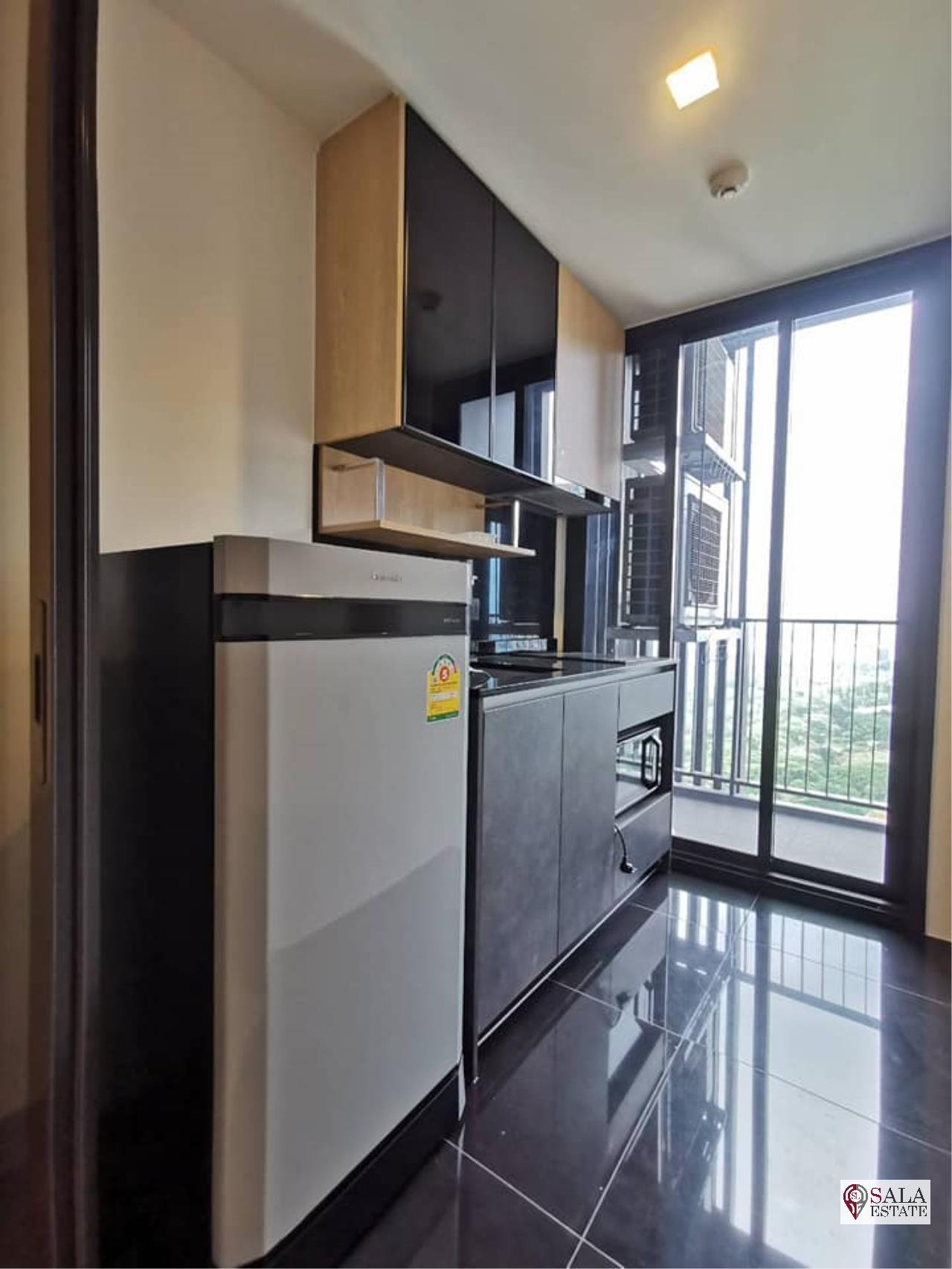 SALA ESTATE Agency's THE LINE JATUJAK MOCHIT – BTS MOCHIT, 1 BEDROOM 1 BATHROOM, FULLY FURNISHED, CITY VIEW 5