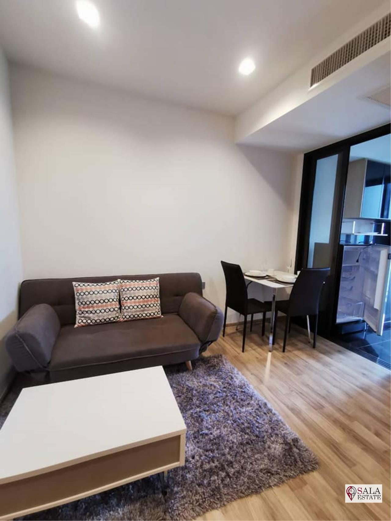 SALA ESTATE Agency's THE LINE JATUJAK MOCHIT – BTS MOCHIT, 1 BEDROOM 1 BATHROOM, FULLY FURNISHED, CITY VIEW 2