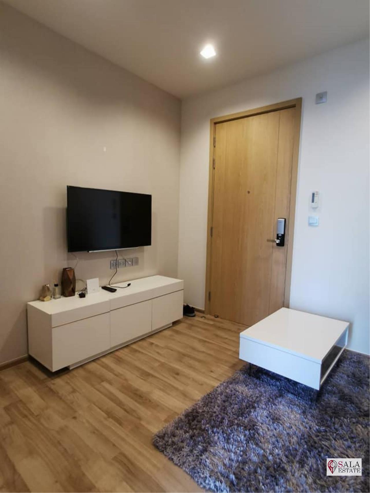 SALA ESTATE Agency's ( FOR RENT ) THE LINE JATUJAK MOCHIT – BTS MOCHIT, 1 BEDROOM 1 BATHROOM, FULLY FURNISHED, GARDEN VIEW 6