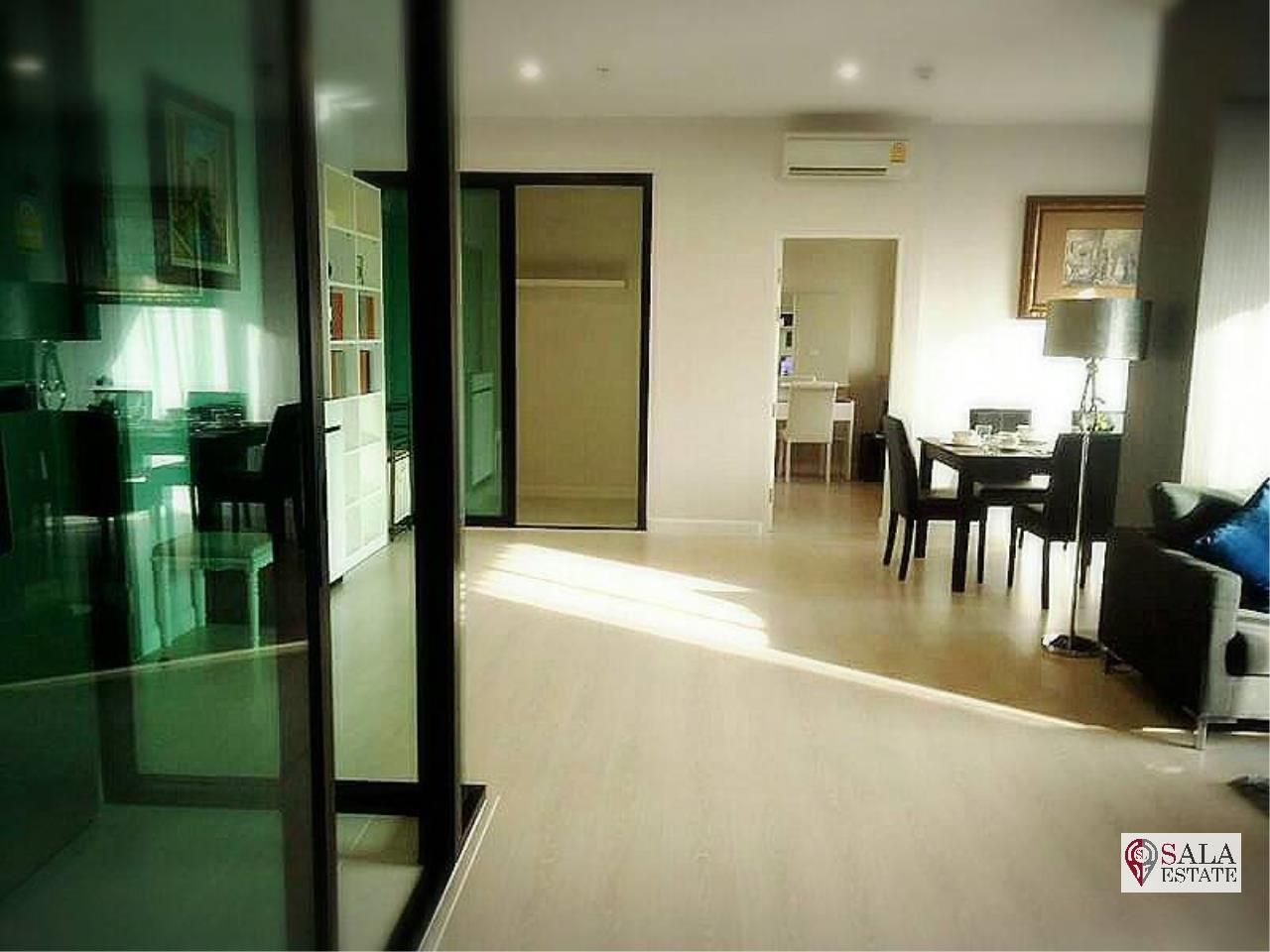 SALA ESTATE Agency's ( SELL WITH TENANT )  THE NICHE PRIDE THONGLOR - PHETCHABURI - 3BEDROOMS 3BATHROOMS, FULLY FURNISHED 2