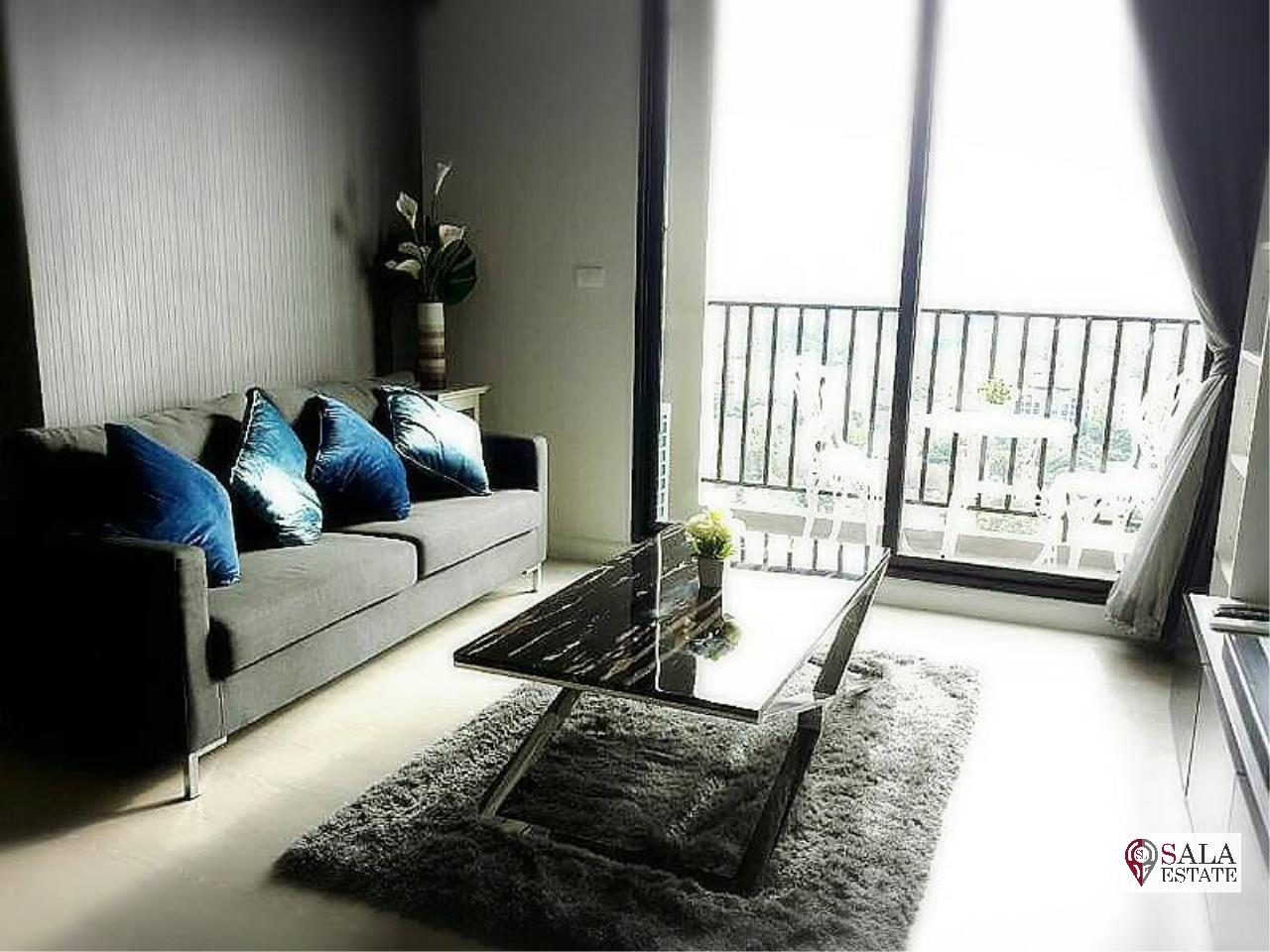 SALA ESTATE Agency's ( SELL WITH TENANT )  THE NICHE PRIDE THONGLOR - PHETCHABURI - 3BEDROOMS 3BATHROOMS, FULLY FURNISHED 4