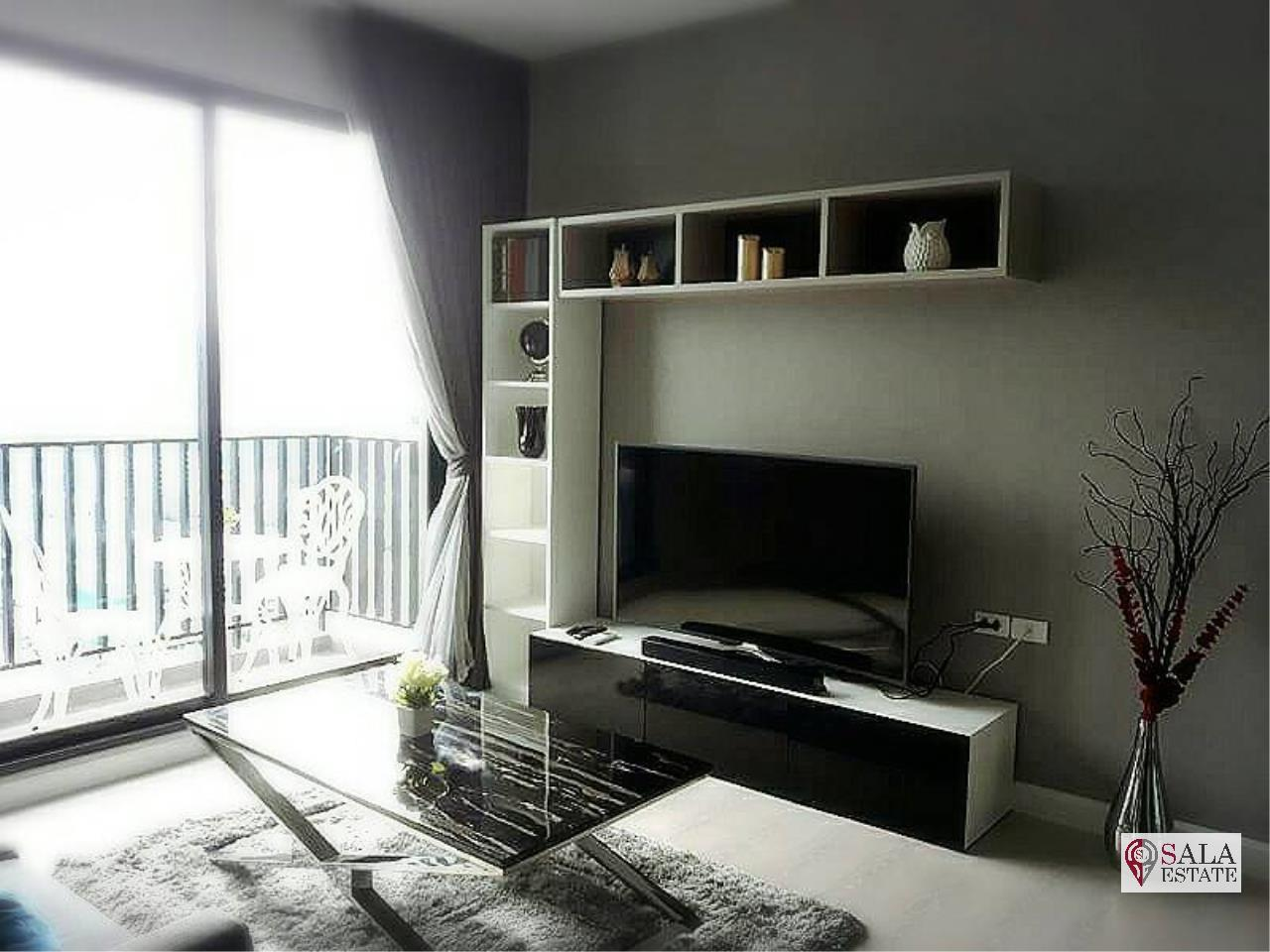 SALA ESTATE Agency's ( SELL WITH TENANT )  THE NICHE PRIDE THONGLOR - PHETCHABURI - 3BEDROOMS 3BATHROOMS, FULLY FURNISHED 3