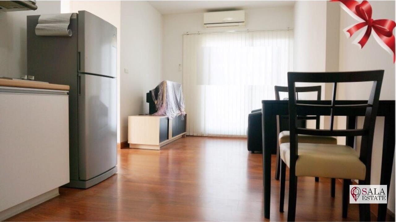 SALA ESTATE Agency's THE PARKLAND RATCHADA - THAPRA, 2 Bedroom 1 Bathroom, Fully furnished 1