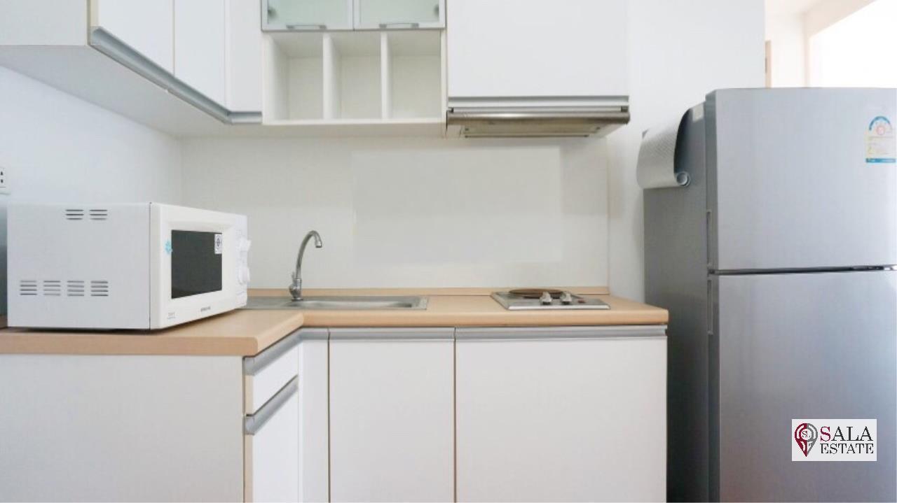 SALA ESTATE Agency's THE PARKLAND RATCHADA - THAPRA, 2 Bedroom 1 Bathroom, Fully furnished 7