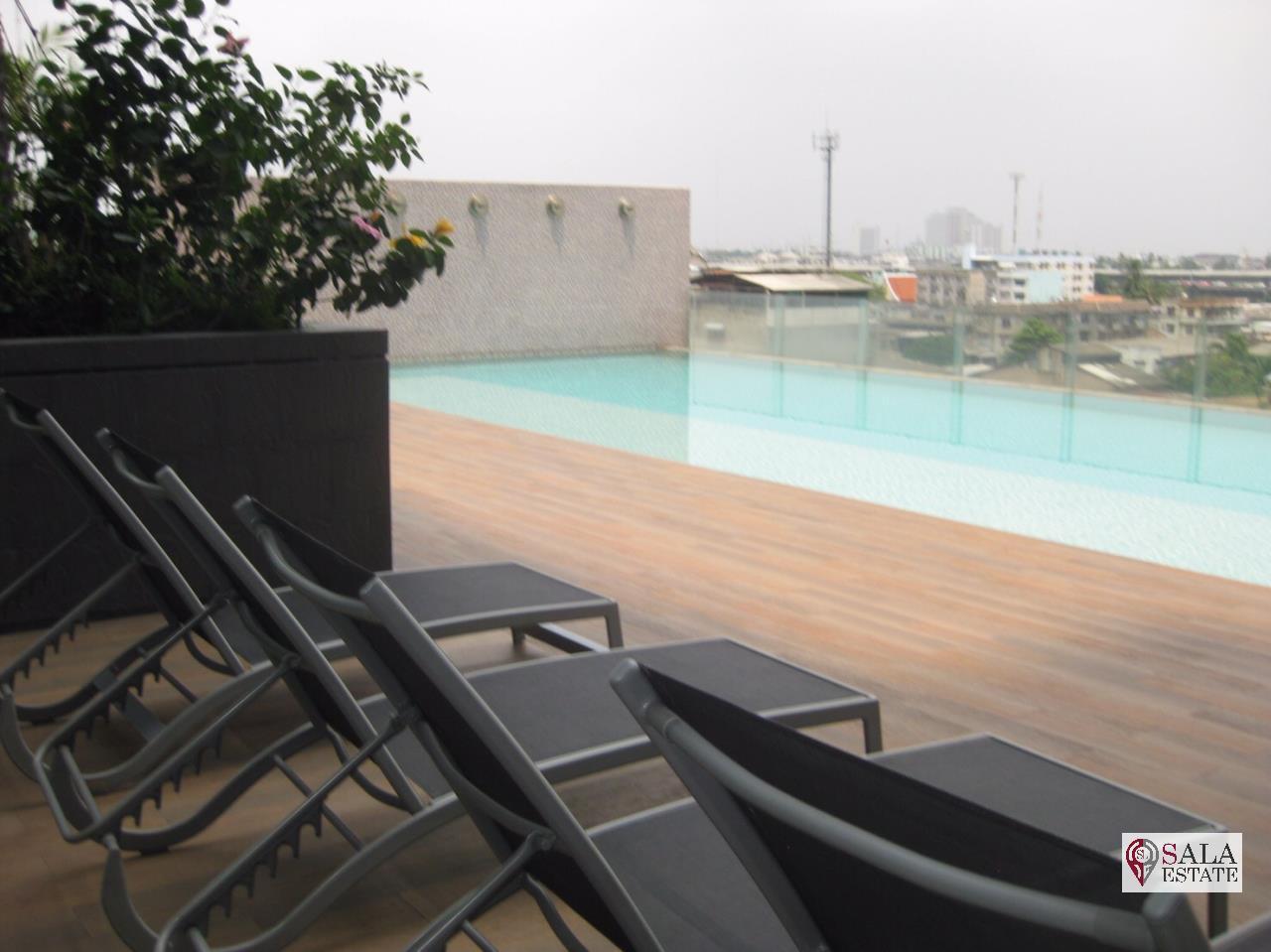 SALA ESTATE Agency's THE PARKLAND RATCHADA - THAPRA, 2 Bedroom 1 Bathroom, Fully furnished 8