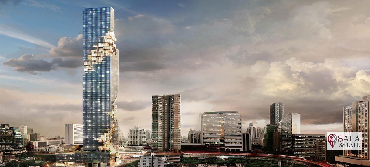 SALA ESTATE Agency's BRAND NEW!!!! ULTRA LUXURY THE RITZ-CARLTON RESIDENCES – BANGKOK'S TALLEST BUILDING - NEAR BTS CHONG NONSI,2 BEDROOMS 2 BATHROOMS 125 SQM. 1