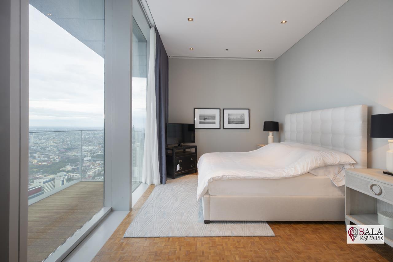 SALA ESTATE Agency's BRAND NEW!!!! ULTRA LUXURY THE RITZ-CARLTON RESIDENCES – BANGKOK'S TALLEST BUILDING - NEAR BTS CHONG NONSI,3 BEDROOMS 3 BATHROOMS 401 SQM. 5