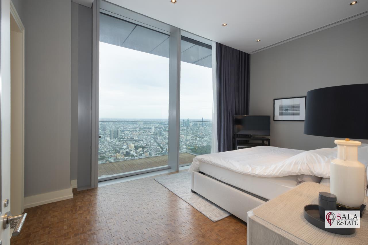 SALA ESTATE Agency's BRAND NEW!!!! ULTRA LUXURY THE RITZ-CARLTON RESIDENCES – BANGKOK'S TALLEST BUILDING - NEAR BTS CHONG NONSI,3 BEDROOMS 3 BATHROOMS 401 SQM. 6