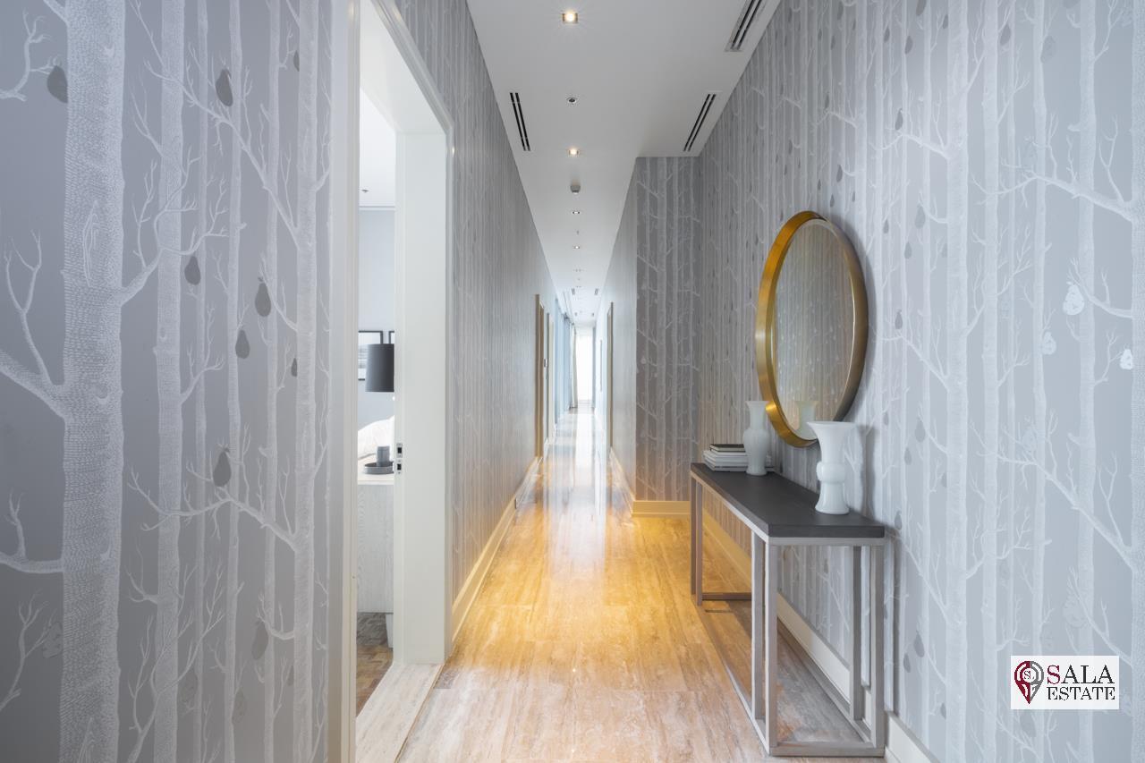 SALA ESTATE Agency's BRAND NEW!!!! ULTRA LUXURY THE RITZ-CARLTON RESIDENCES – BANGKOK'S TALLEST BUILDING - NEAR BTS CHONG NONSI,3 BEDROOMS 3 BATHROOMS 401 SQM. 7