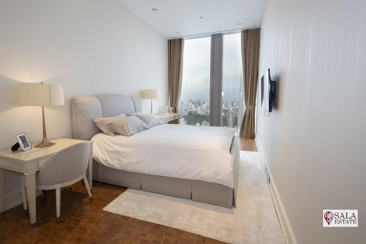 SALA ESTATE Agency's BRAND NEW!!!! ULTRA LUXURY THE RITZ-CARLTON RESIDENCES – BANGKOK'S TALLEST BUILDING - NEAR BTS CHONG NONSI,3 BEDROOMS 3 BATHROOMS 401 SQM. 4