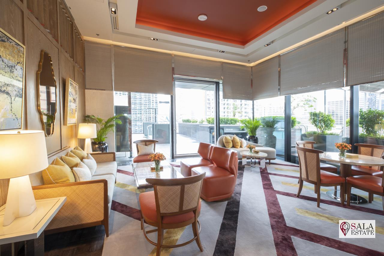 SALA ESTATE Agency's BRAND NEW!!!! ULTRA LUXURY THE RITZ-CARLTON RESIDENCES – BANGKOK'S TALLEST BUILDING - NEAR BTS CHONG NONSI,3 BEDROOMS 3 BATHROOMS 401 SQM. 13
