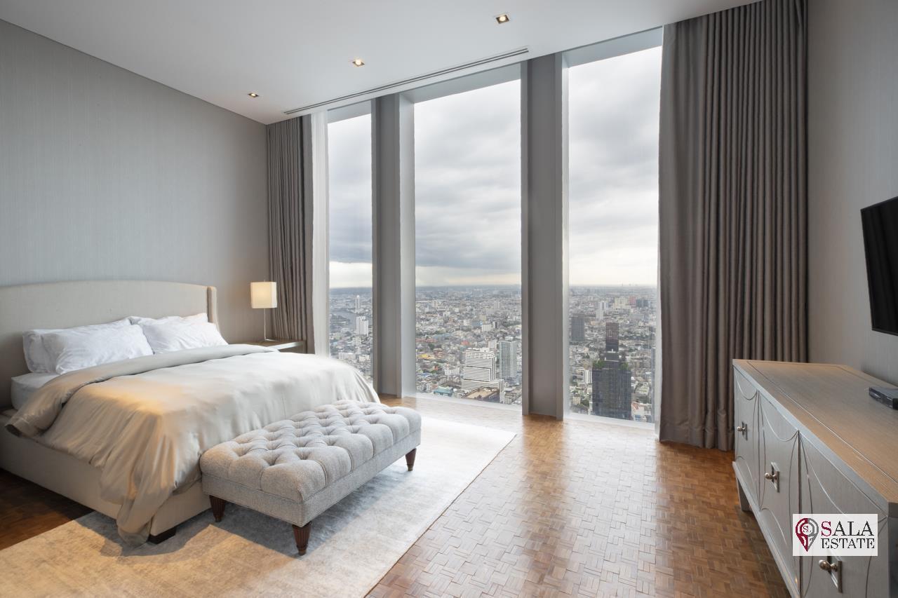 SALA ESTATE Agency's BRAND NEW!!!! ULTRA LUXURY THE RITZ-CARLTON RESIDENCES – BANGKOK'S TALLEST BUILDING - NEAR BTS CHONG NONSI,3 BEDROOMS 3 BATHROOMS 384 SQM. 7