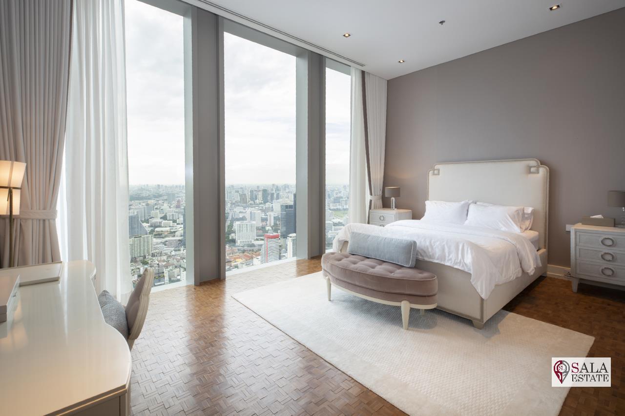 SALA ESTATE Agency's BRAND NEW!!!! ULTRA LUXURY THE RITZ-CARLTON RESIDENCES – BANGKOK'S TALLEST BUILDING - NEAR BTS CHONG NONSI,3 BEDROOMS 3 BATHROOMS 384 SQM. 8