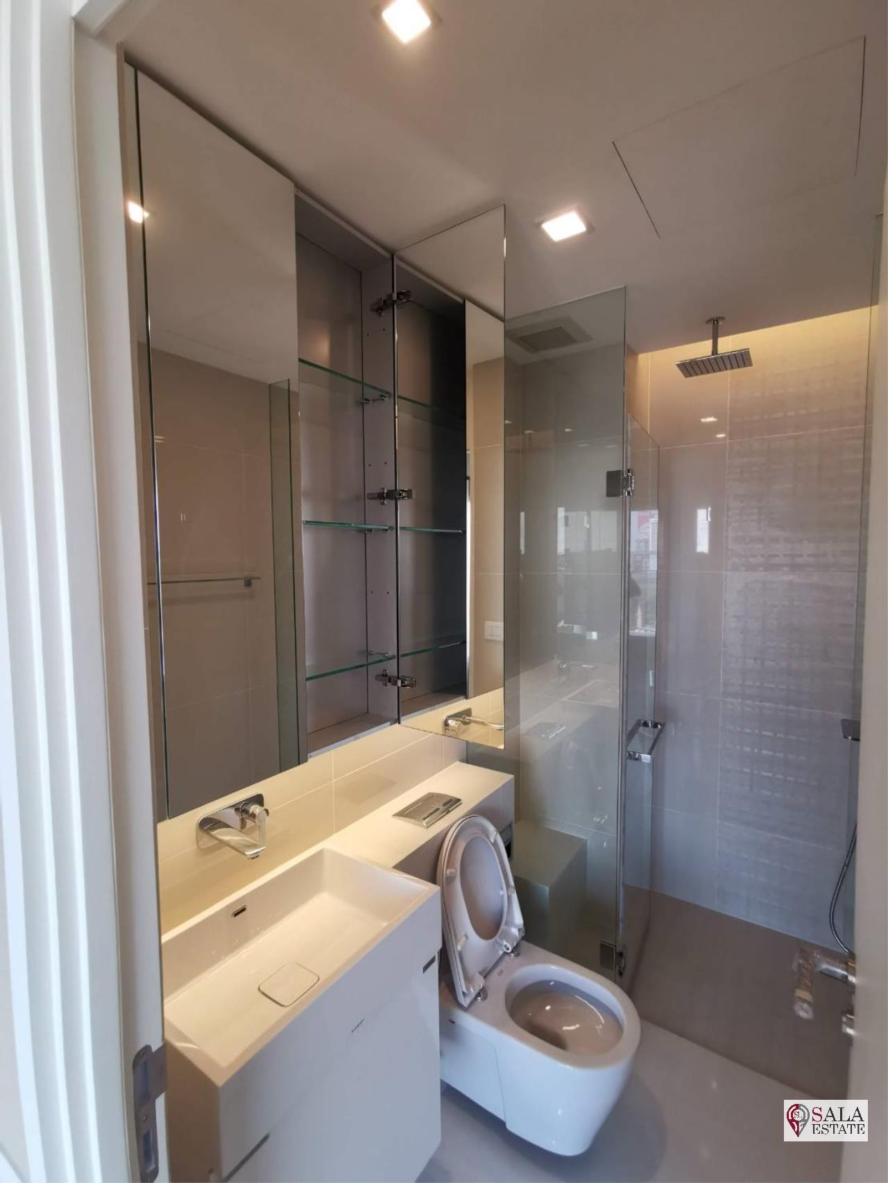 SALA ESTATE Agency's (FOR RENT) THE SAINT RESIDENCES -MRT PHAHON YOTHIN 1 BEDROOM 1 BATHROOM 8