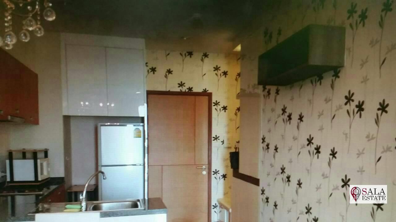 SALA ESTATE Agency's VILLA SATHORN – BTS KRUNG THONBURI, 1 Bedroom 1 Bathroom, Fully furnished, City View 5