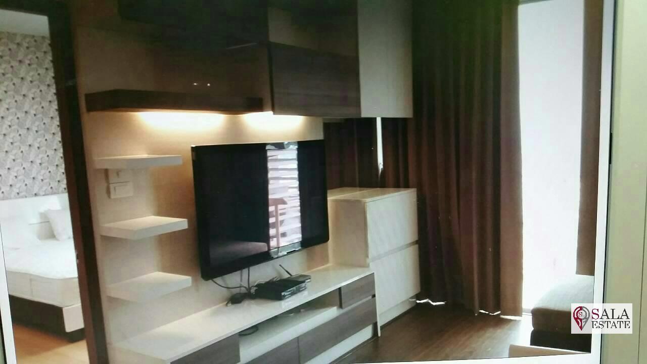 SALA ESTATE Agency's VILLA SATHORN – BTS KRUNG THONBURI, 1 Bedroom 1 Bathroom, Fully furnished, City View 8