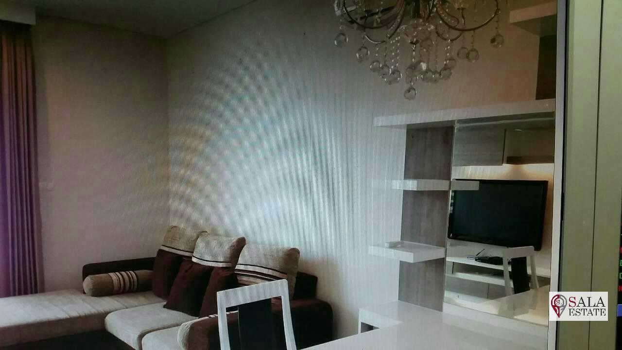 SALA ESTATE Agency's VILLA SATHORN – BTS KRUNG THONBURI, 1 Bedroom 1 Bathroom, Fully furnished, City View 2