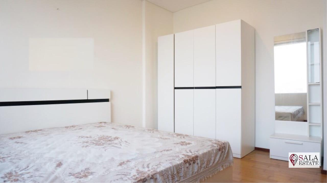 SALA ESTATE Agency's VILLA SATHORN – BTS KRUNG THONBURI,STUDIO TYPE, 1 Bedroom 1 Bathroom, Fully furnished, City View 8