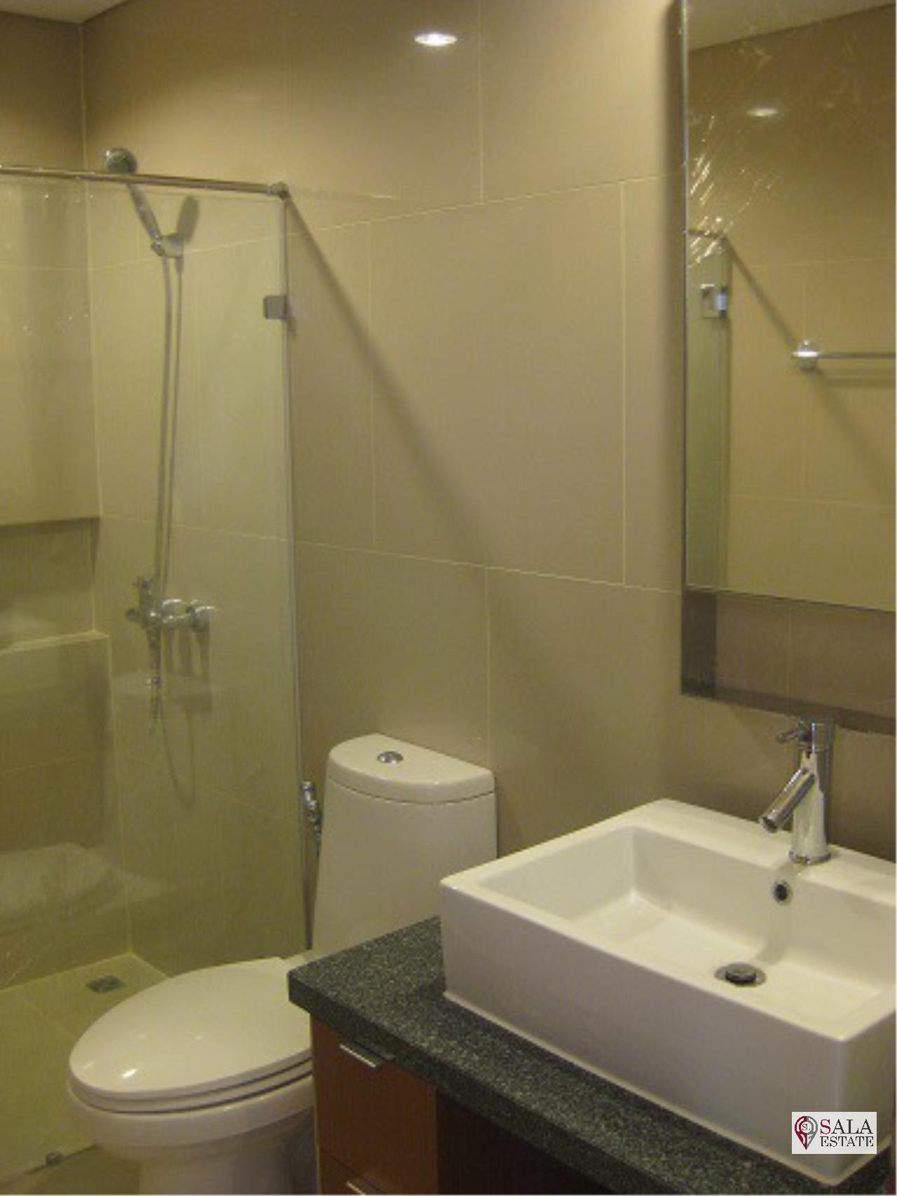SALA ESTATE Agency's VILLA SATHORN – BTS KRUNG THONBURI,STUDIO TYPE, 1 Bedroom 1 Bathroom, Fully furnished, City View 11