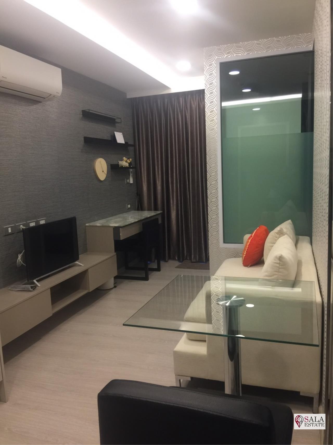 SALA ESTATE Agency's ( FOR RENT ) VTARA SUKHUMVIT 36 - BTS THONG LO , 1 BEDROOM 1 BATHROOM, FULLY FURNISHED 5