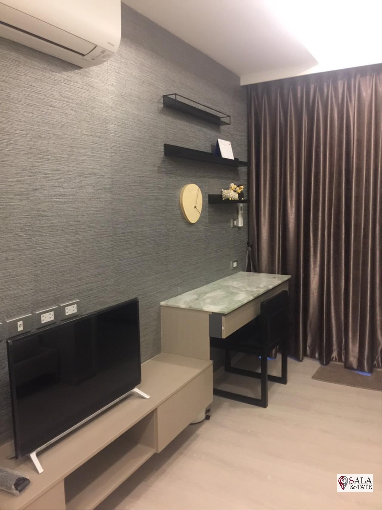 SALA ESTATE Agency's ( FOR RENT ) VTARA SUKHUMVIT 36 - BTS THONG LO , 1 BEDROOM 1 BATHROOM, FULLY FURNISHED 1