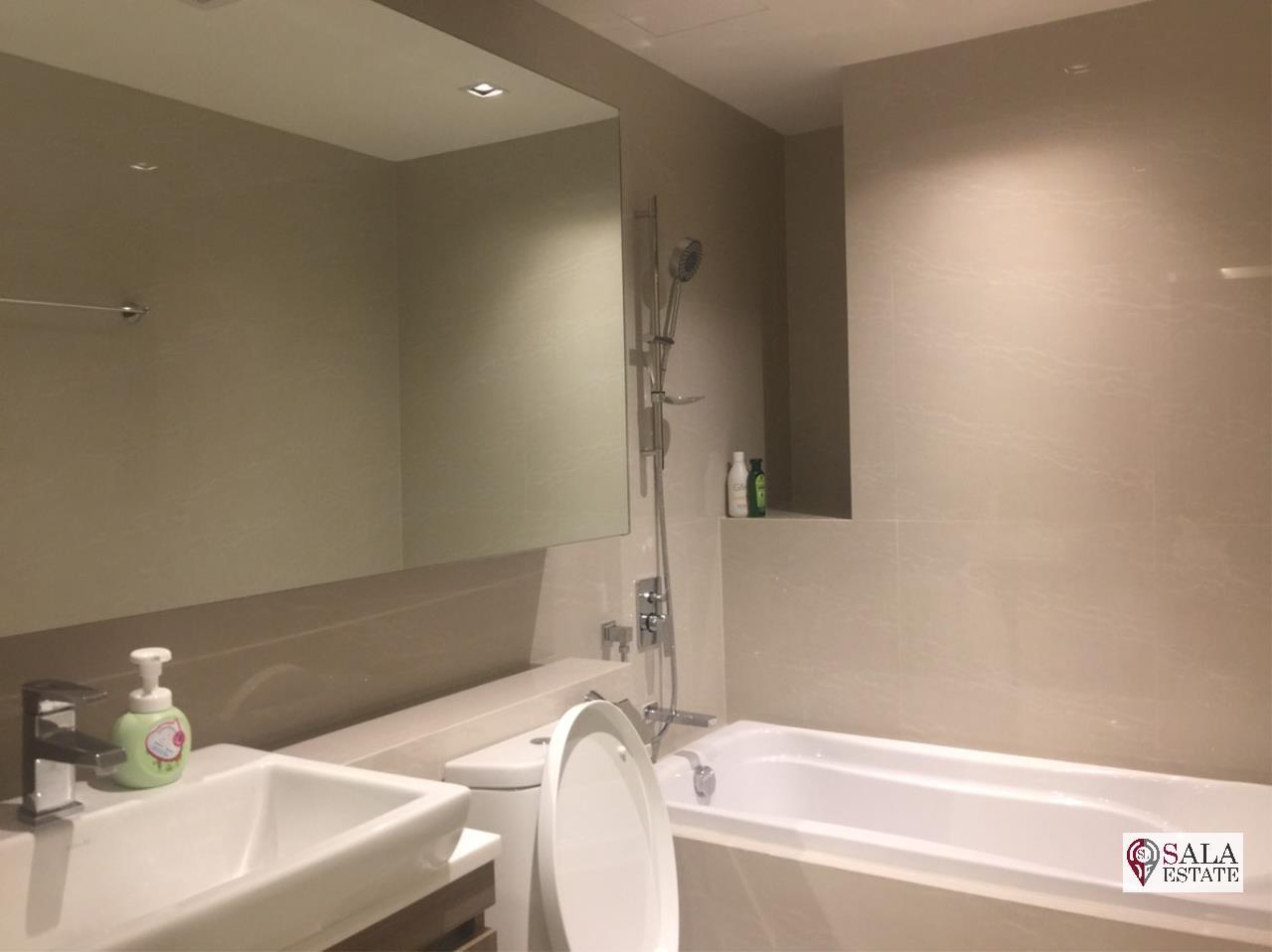 SALA ESTATE Agency's ( FOR RENT ) VTARA SUKHUMVIT 36 - BTS THONG LO , 1 BEDROOM 1 BATHROOM, FULLY FURNISHED 9