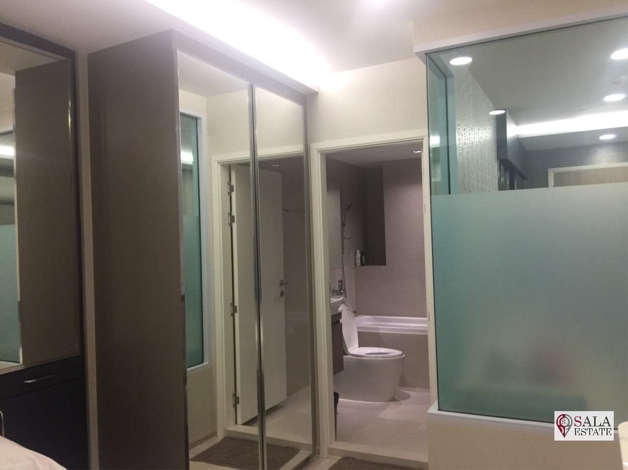 SALA ESTATE Agency's ( FOR RENT ) VTARA SUKHUMVIT 36 - BTS THONG LO , 1 BEDROOM 1 BATHROOM, FULLY FURNISHED 10
