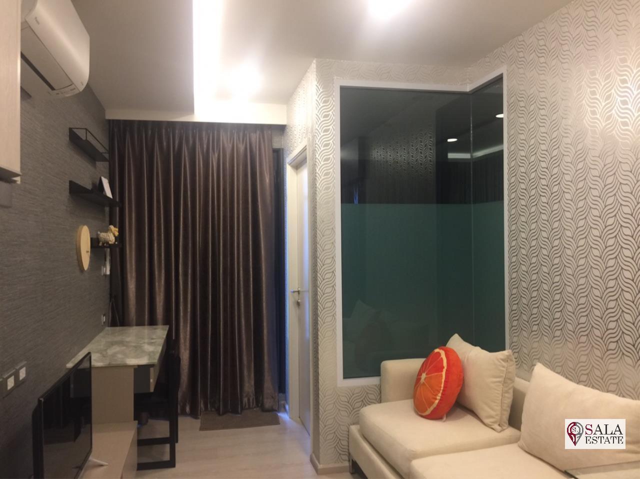SALA ESTATE Agency's ( FOR RENT ) VTARA SUKHUMVIT 36 - BTS THONG LO , 1 BEDROOM 1 BATHROOM, FULLY FURNISHED 2