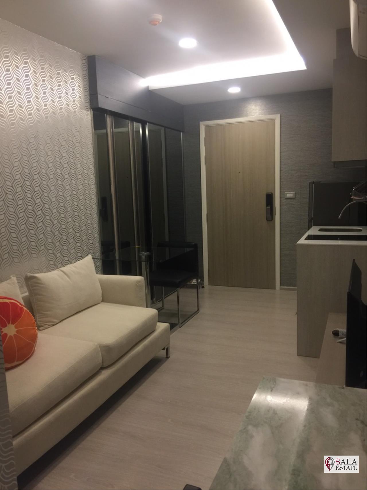 SALA ESTATE Agency's ( FOR RENT ) VTARA SUKHUMVIT 36 - BTS THONG LO , 1 BEDROOM 1 BATHROOM, FULLY FURNISHED 3