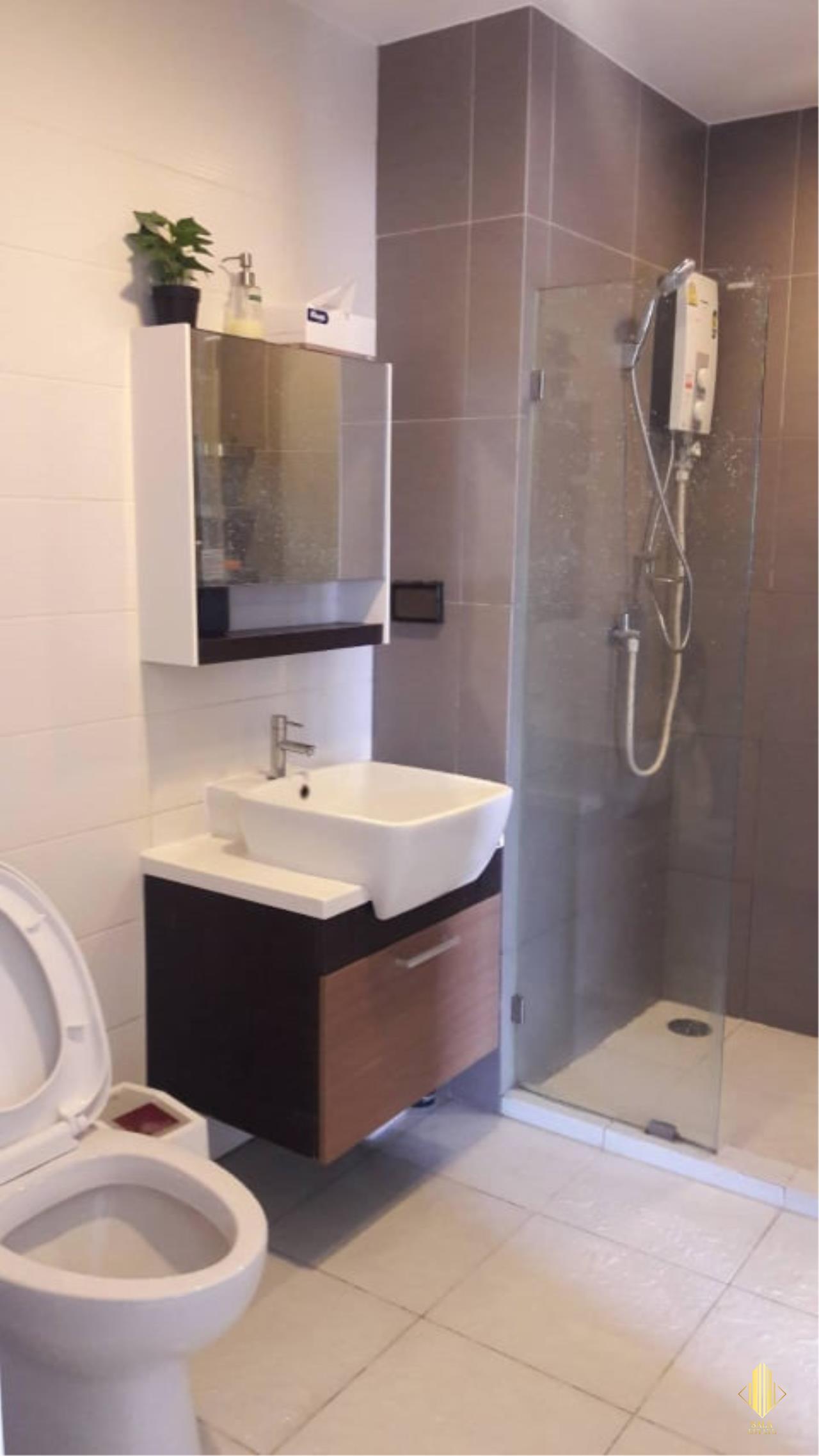 SALA ESTATE Agency's WHIZDOM 101 @PUNNAWITHI STATION , 1 BEDROOM 1 BATHROOM, FULLY FURNISHED 4