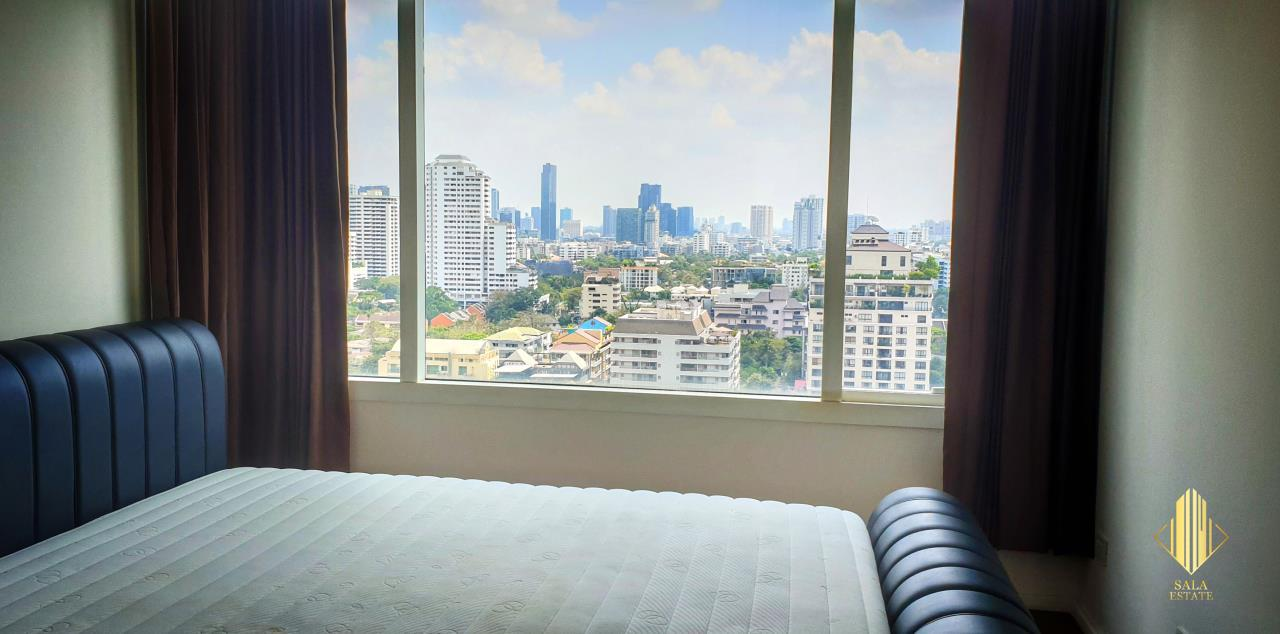 SALA ESTATE Agency's ( FOR SELL ) WIND SUKHUMWIT 23– BTS ASOKE, 78DQM 2 BEDROOM 2 BEDROOM, FULLY FURNISHED, HIGH FLOOR 6