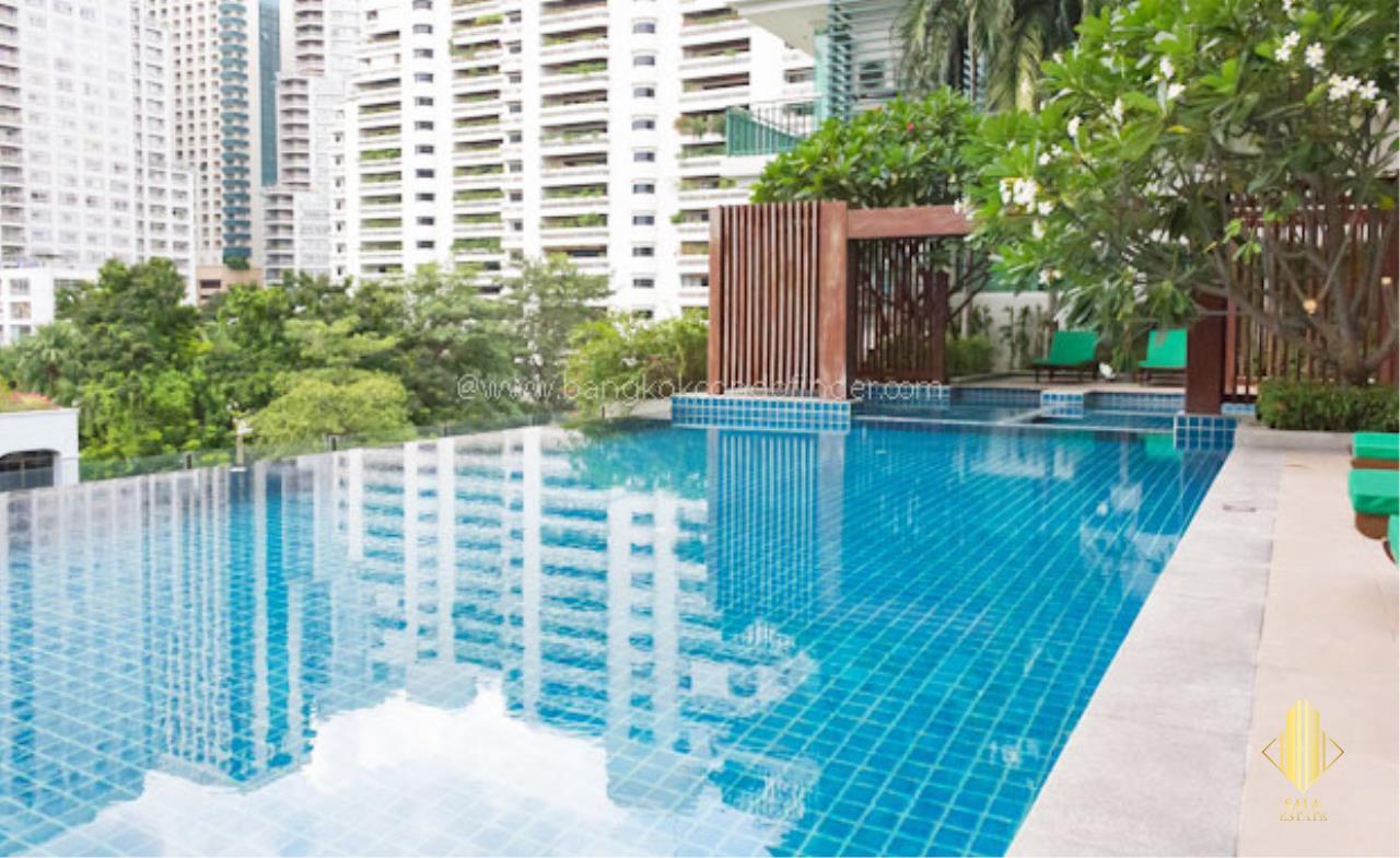 SALA ESTATE Agency's ( FOR SELL ) WIND SUKHUMWIT 23– BTS ASOKE, 78DQM 2 BEDROOM 2 BEDROOM, FULLY FURNISHED, HIGH FLOOR 8