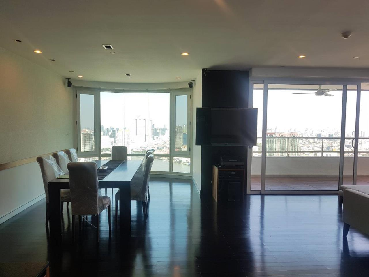 SALA ESTATE Agency's WATERMARK CHAOPHRAYA RIVER – RIVERSIDE-NEAR ICON SIAM,豪华公寓,河景房, 4+1卧5卫,家具齐全 1