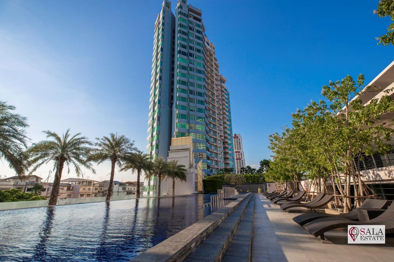 SALA ESTATE Agency's WATERMARK CHAOPHRAYA RIVER – RIVERSIDE-NEAR ICON SIAM,豪华公寓,河景房, 4+1卧5卫,家具齐全 14