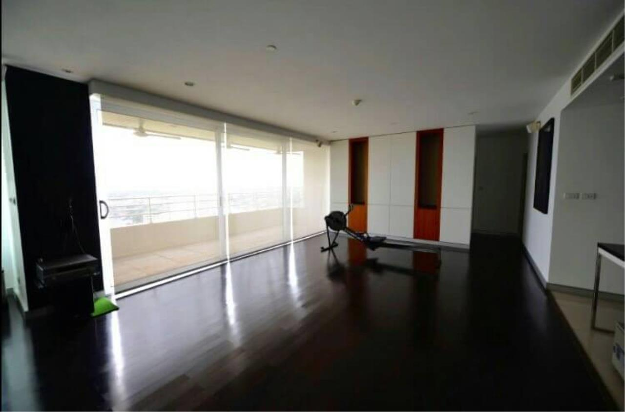 SALA ESTATE Agency's 3 bedroom  condo for  rent/sale in Watermark Chaophraya River near BTS Saphan Taksin 3