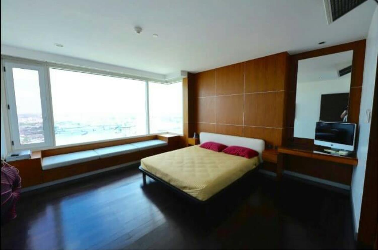 SALA ESTATE Agency's 3 bedroom  condo for  rent/sale in Watermark Chaophraya River near BTS Saphan Taksin 4