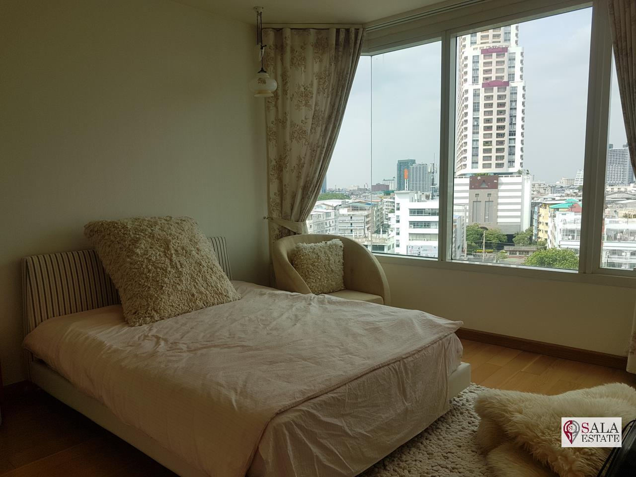 SALA ESTATE Agency's WATERMARK CHAOPHRAYA RIVER – RIVERSIDE-NEAR ICON SIAM,豪华公寓,河景房, 3卧3卫,家具齐全 5