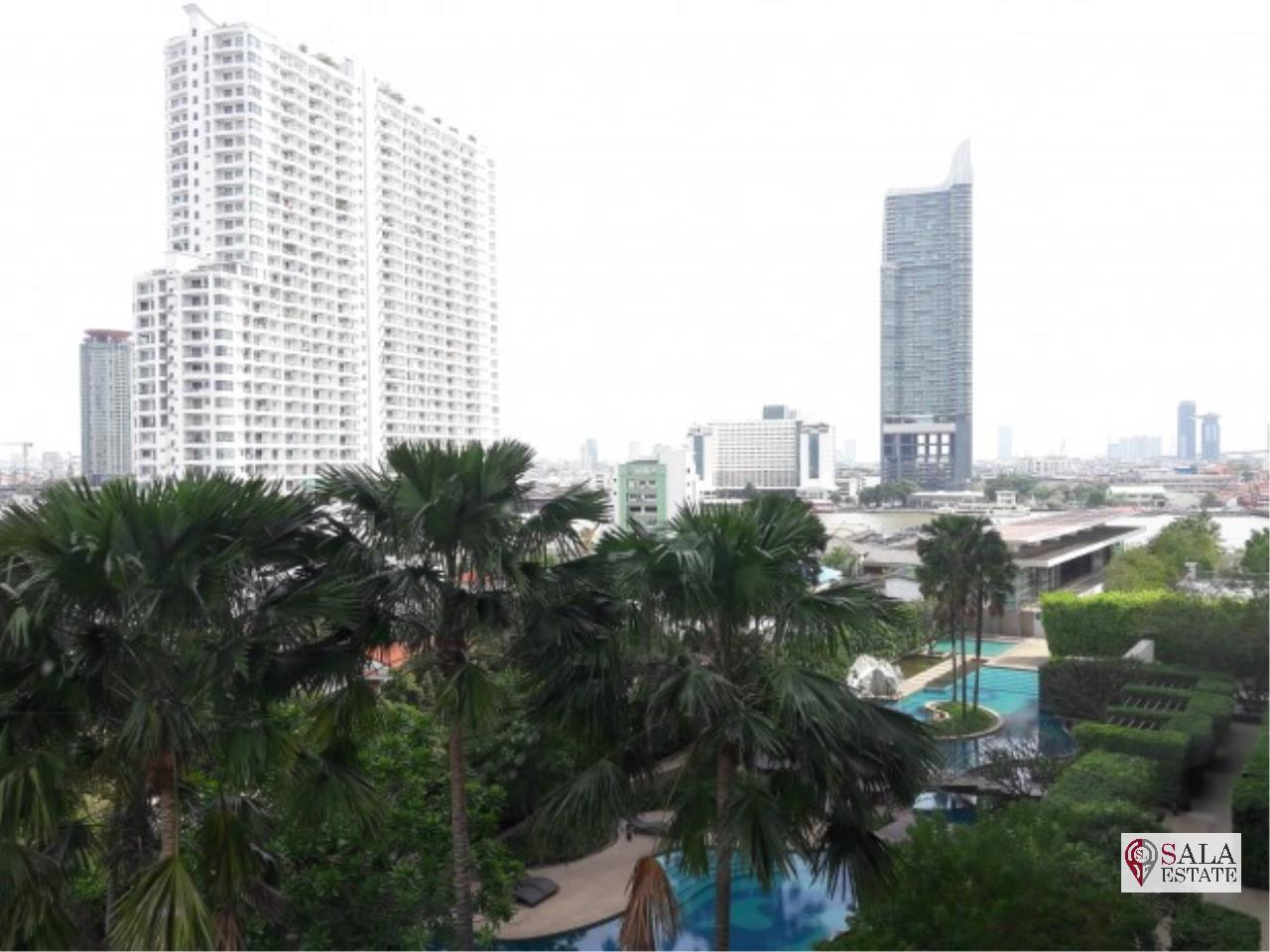 SALA ESTATE Agency's WATERMARK CHAOPHRAYA RIVER – RIVERSIDE-NEAR ICON SIAM,豪华公寓,河景房, 3卧3卫,家具齐全 9