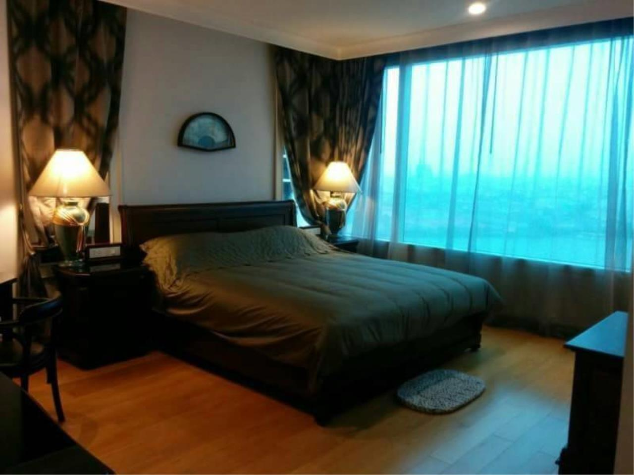 SALA ESTATE Agency's 3 bedroom  condo for rent in Watermark Chaophraya River near BTS Saphan Taksin 4