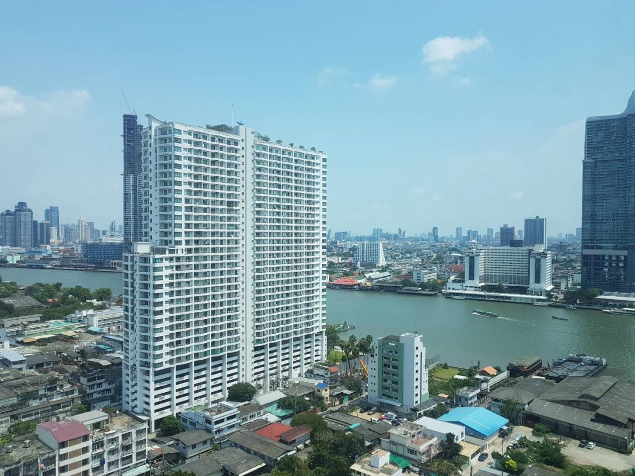 SALA ESTATE Agency's WATERMARK CHAOPHRAYA RIVER – RIVERSIDE-NEAR ICON SIAM,豪华公寓,河景房, 2卧2卫,家具齐全 6