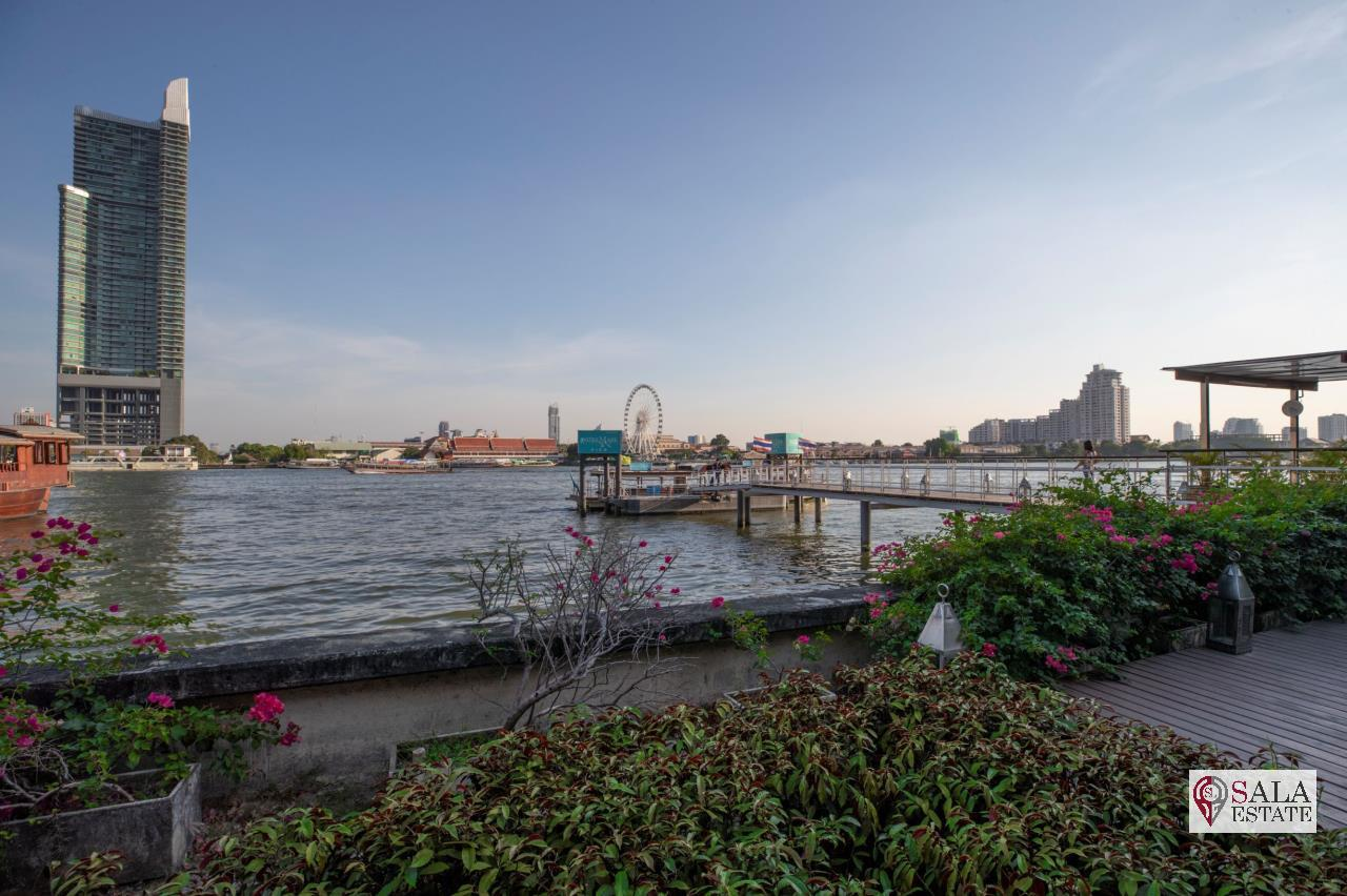 SALA ESTATE Agency's WATERMARK CHAOPHRAYA RIVER – RIVERSIDE-NEAR ICON SIAM,豪华公寓,河景房, 2卧2卫,家具齐全 16
