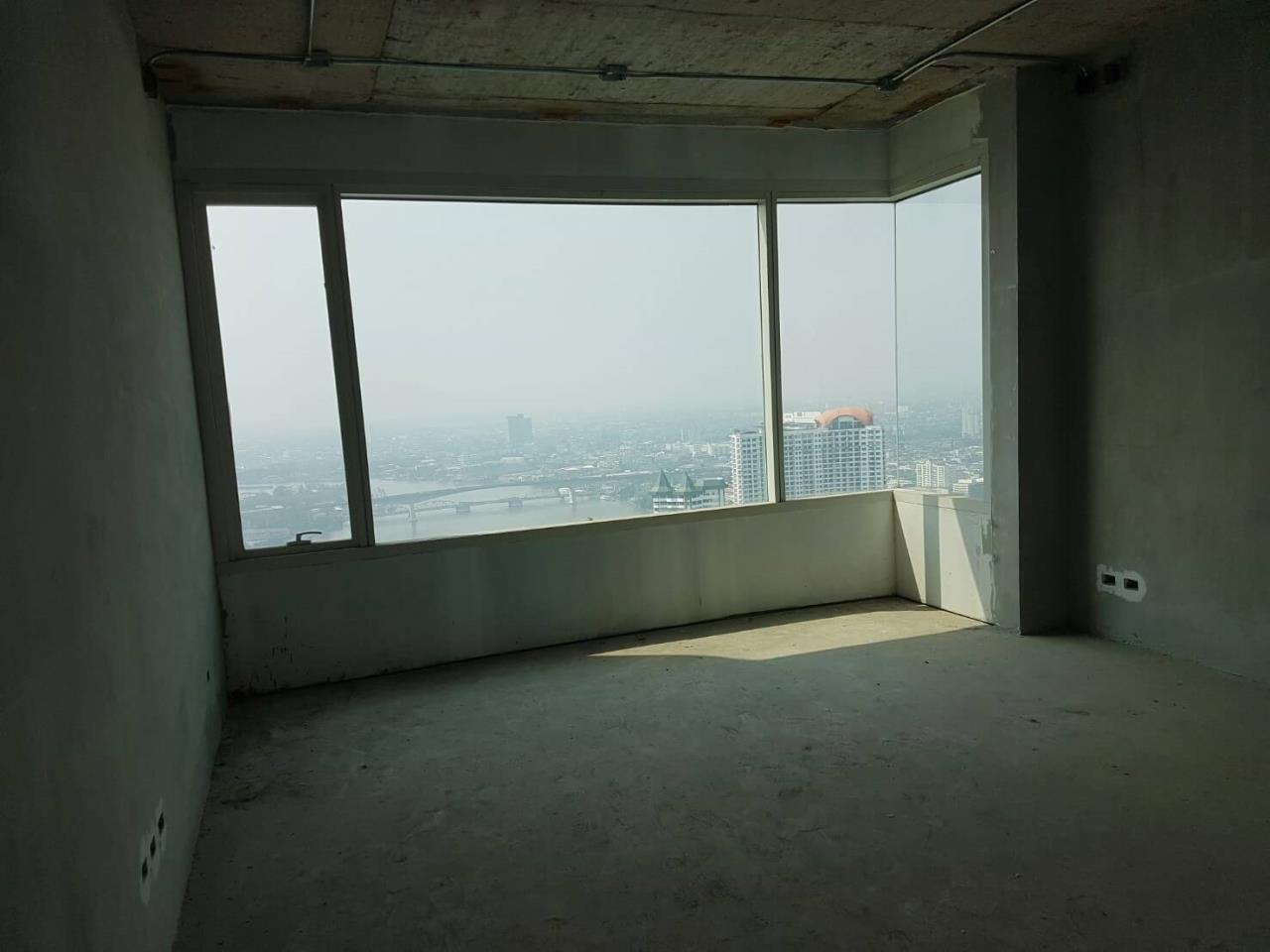 SALA ESTATE Agency's 4 bedroom condo for sale in Watermark Chaophraya River near BTS Saphan Taksin 5
