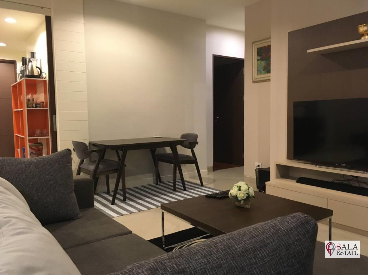 SALA ESTATE Agency's 3 bedroom  condo for sale in Watermark Chaophraya River near BTS Saphan Taksin 4