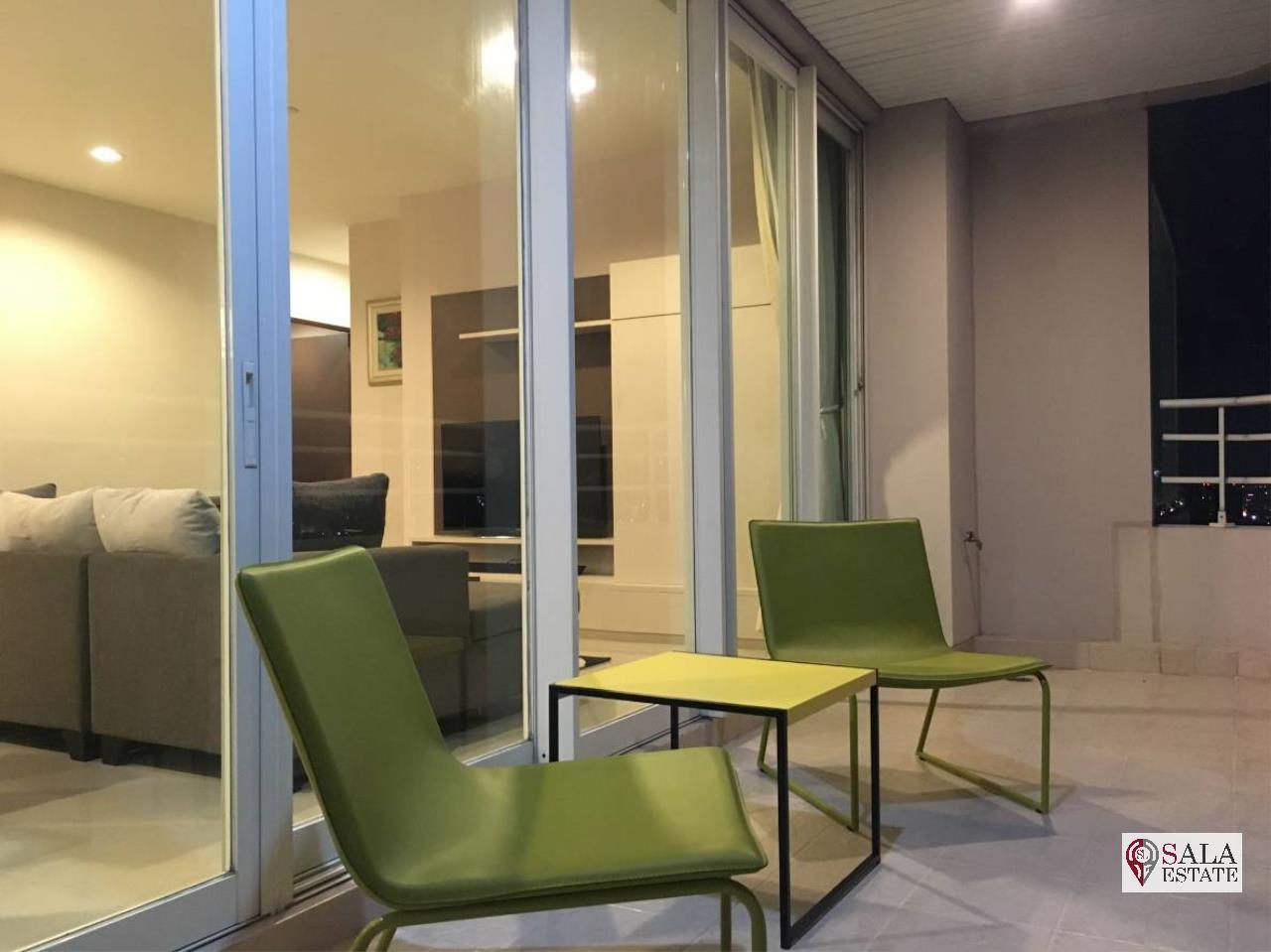 SALA ESTATE Agency's 3 bedroom  condo for sale in Watermark Chaophraya River near BTS Saphan Taksin 8
