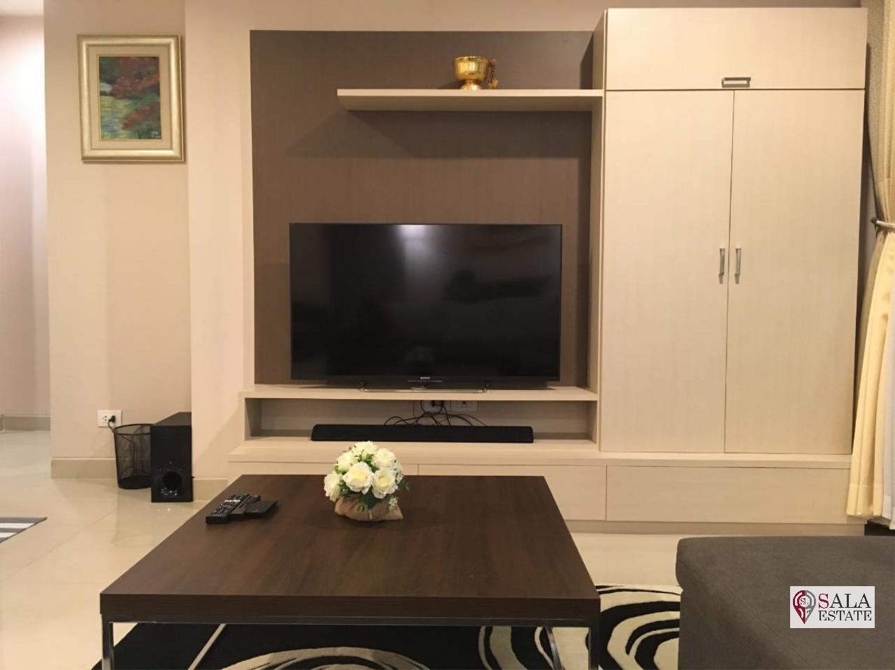 SALA ESTATE Agency's 3 bedroom  condo for sale in Watermark Chaophraya River near BTS Saphan Taksin 5