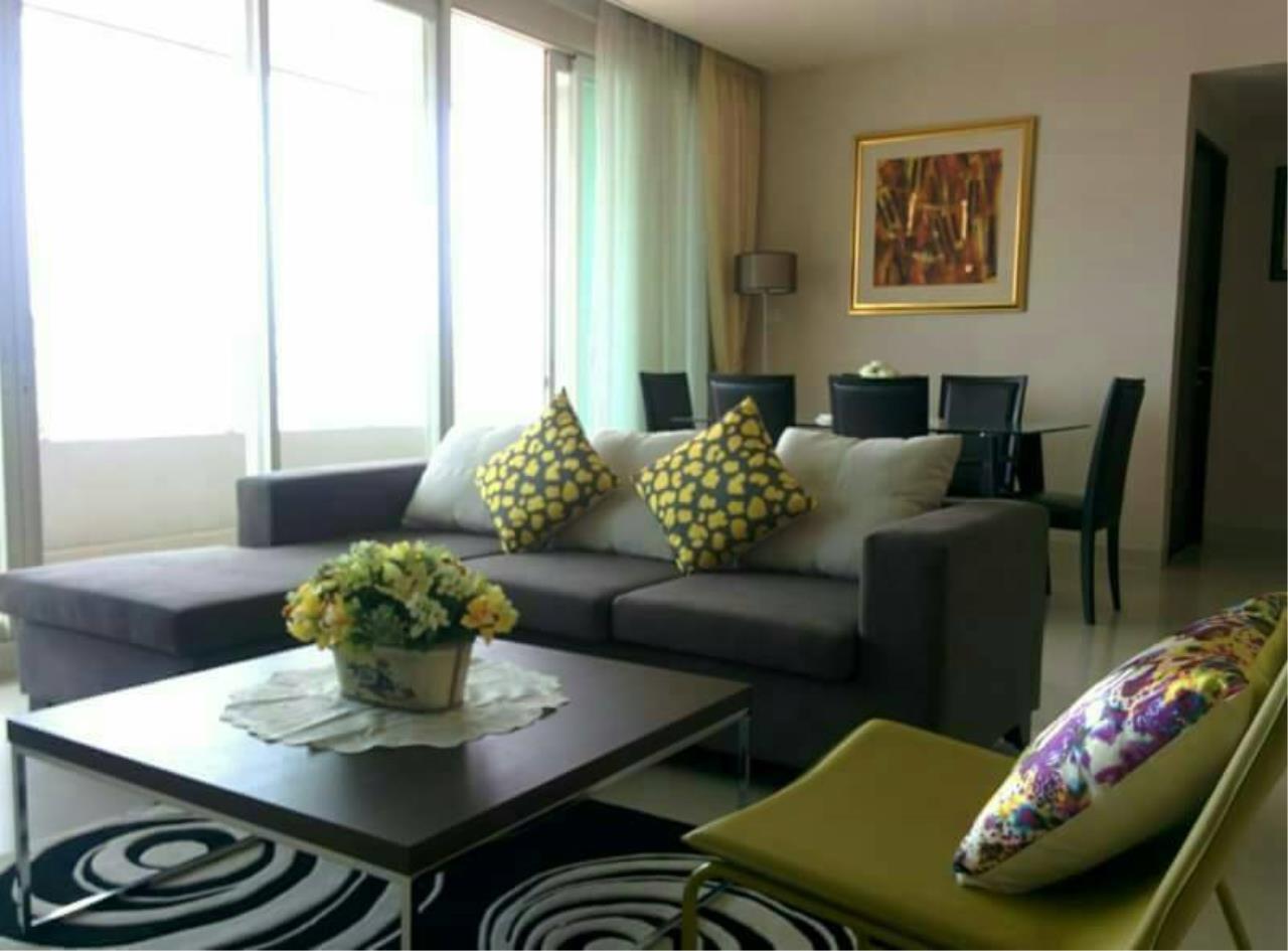 SALA ESTATE Agency's 3 bedroom  condo for sale in Watermark Chaophraya River near BTS Saphan Taksin 9