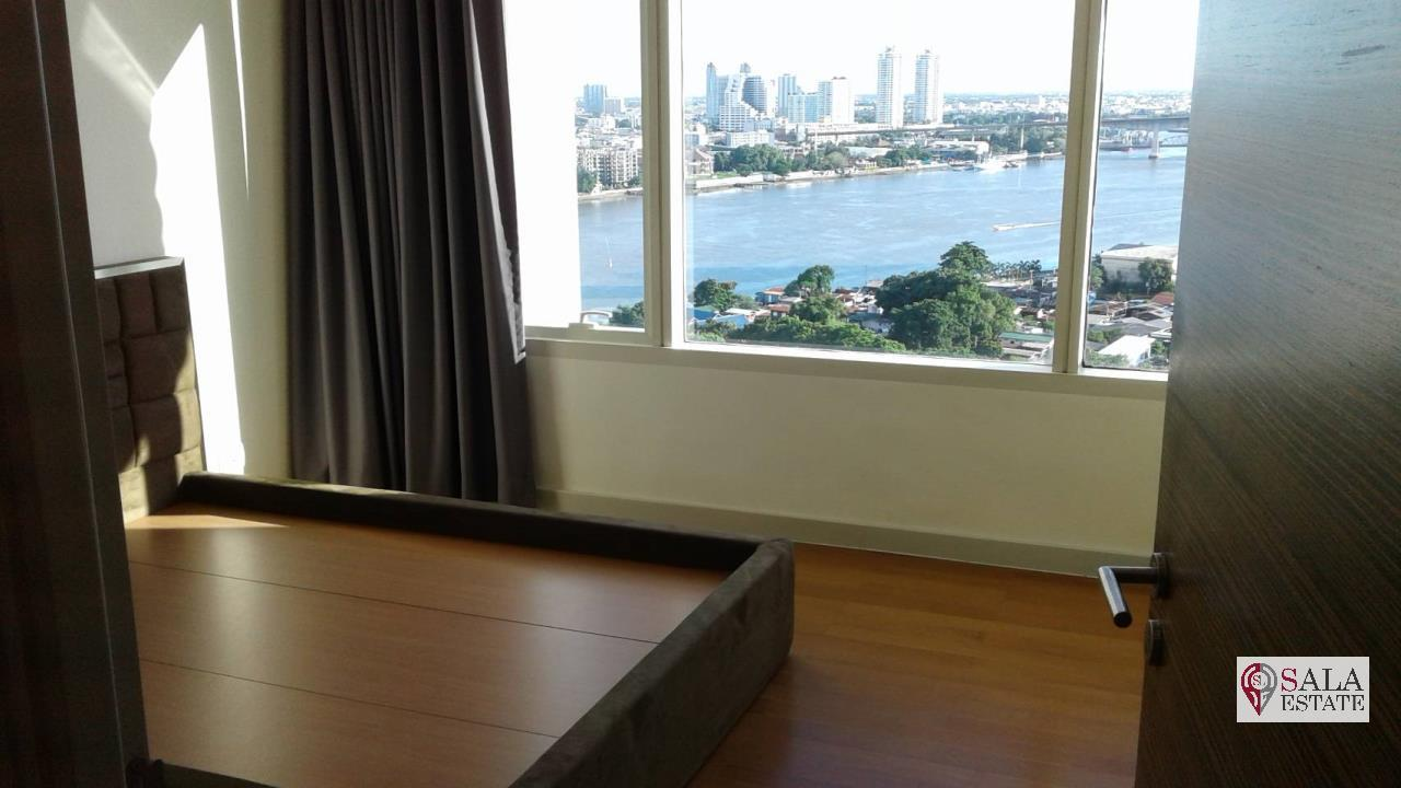 SALA ESTATE Agency's 3 bedroom condo for Sale in WaterMark Chaophraya River, Pets are allowed 6
